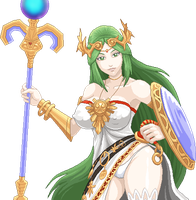 Palutena by Real-Warner