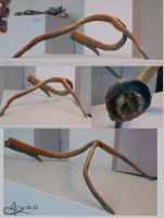 Antler Sculpture by Aryiea
