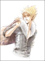 Hiruma by Seventing