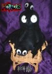 soot girl rag doll by ScorpionsKissx