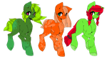Pony Auction 1- [OPEN] by ChainedShark