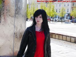 Gwen Cooper Cosplay by MasterCyclonis1