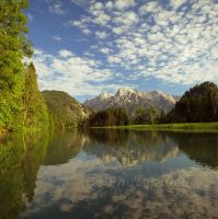 alp lake by photoplace
