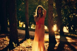 Sun set by AdrianaBanari