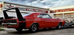 Dodge Daytona, Built to win by Nutdeep