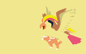 Pidgeot by PokeTrainerManro