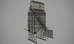 Coaling Tower by jotun