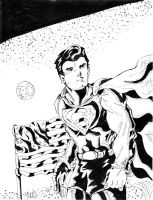 Superman George Reeves Style by Lance-Danger