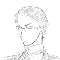 William Sketch by anko86