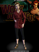 Beauty - The Wolf Among Us by JhonyHebert