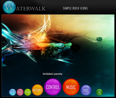 Waterwalk Icons by TomRichter