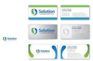 Solution Bussiness card by simbahswan