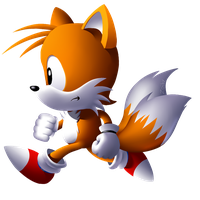 Tails CD by Zoiby