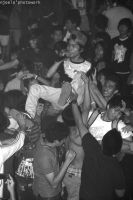 MOSHING in Riot by njoelgraph