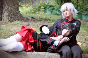 I'll keep you safe: D.Gray-Man by Herzblatt