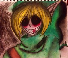 Ben Drowned by HellishGayliath