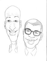 Key and Peele by GarrettVFinazzo