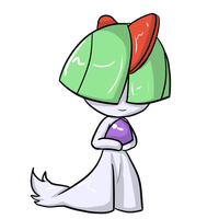 .:Ralts:. by Kaji-Sunlight
