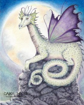 Fairy Dragon by Carol-Moore