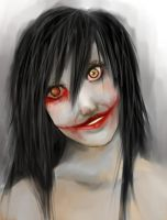 The Kuchisake Onna by YumeDeli