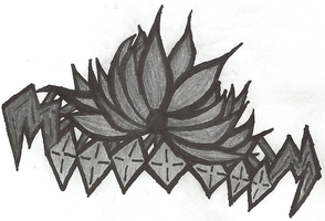 Flower Headpiece Thing .:Drew This TODAY:. by xXNobu-KunXx