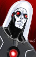 Mr Freeze by sketchmasterskillz