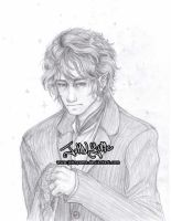 Bilbo Bishie by JohnYume