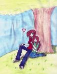 Love Under the Tree by Davez75