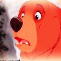 Brother Bear Icon by Youshallfearme2