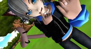 MMD newcomer : Daisuki by P-o-p-T-A-R-T-S