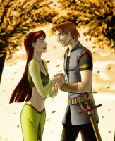Request - John and Ner by Aitia