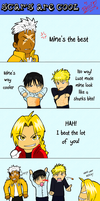 FMA Mini Comic by Mysterious-D