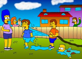 Water War by TomSimpson96