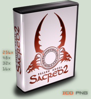 :case:Sacred 2 White by foxgguy2001