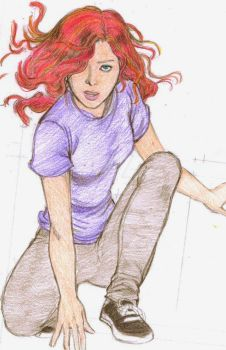 Jez Redfern Colored by I-Love-You-Too-Kain