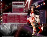 Skuld Desktop by setsuna53