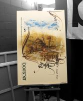 LivePainting Boesner by desan21