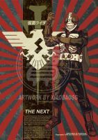 Kamen Rider The Next by xiaobaosg