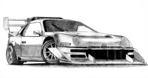 Ford RS200 Evolution by Titan360