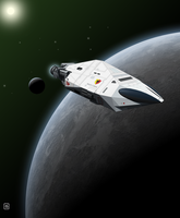 Dawn Voyager by biomass
