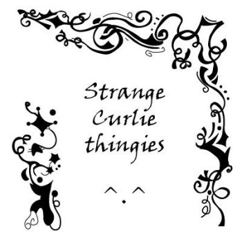 Strange Curls Brush by Reverse-Inversion