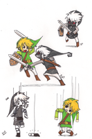 Link IV by Zell-K