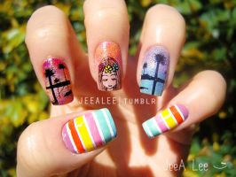 Hawaii Nails by jeealee