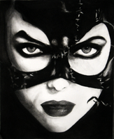 Catwoman by MisterSnapple