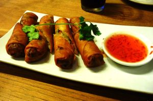 Spring Rolls by electric-lime