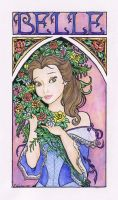 Roses For Belle by ShannonValentine