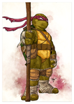 Classic Donatello by T-RexJones