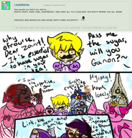 Ask Toon Link 58 by To0nLink