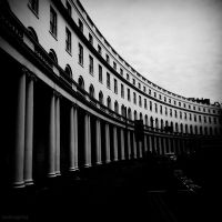 Park Crescent West II by lostknightkg