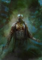 Shadowman by patryk-garrett
